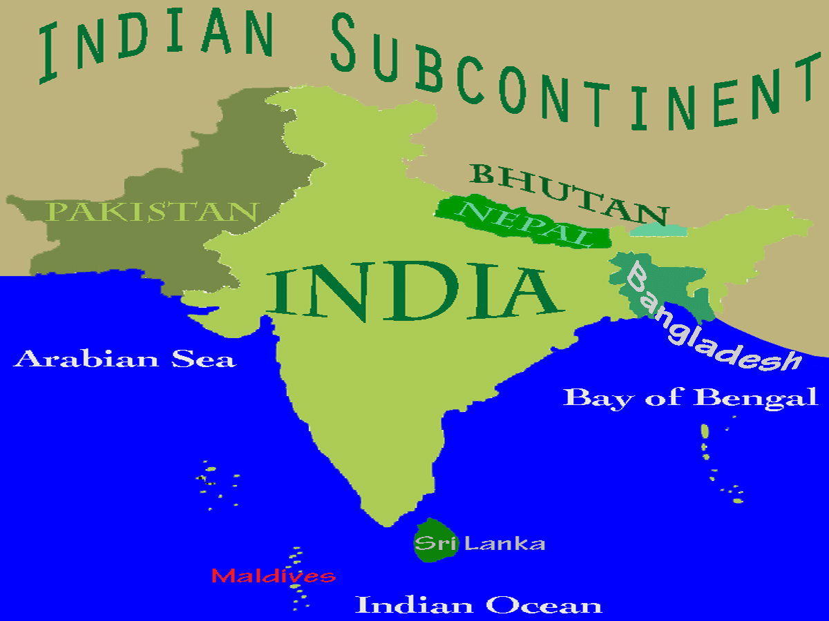 Asia Subcontinent Related Keywords & Suggestions - Asia Subcontinent ...